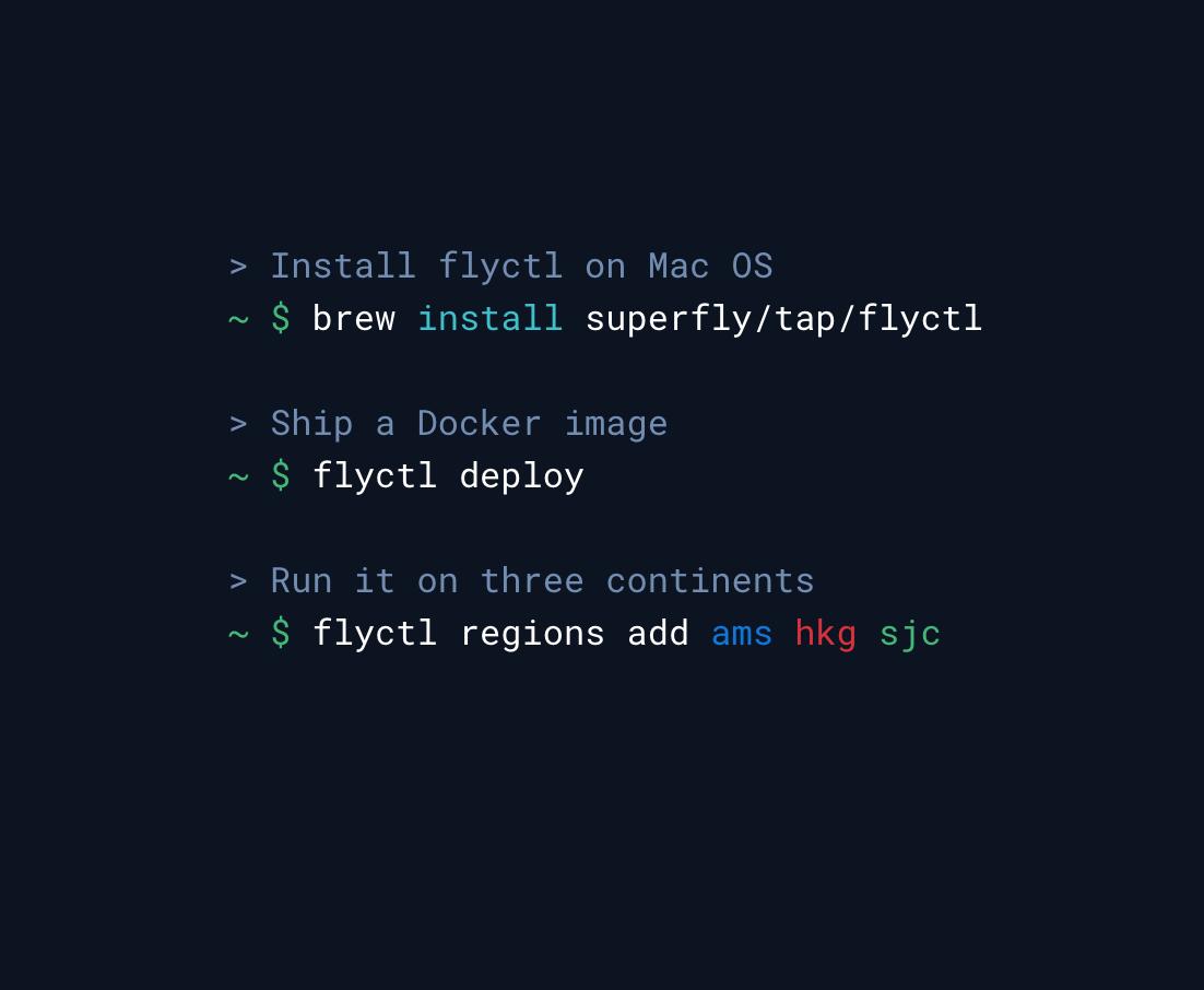 Fly's Prometheus Metrics